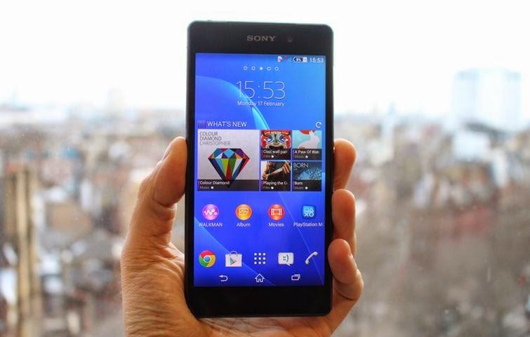 Harga dan Spesifikasi Lengkap Sony Xperia Z2