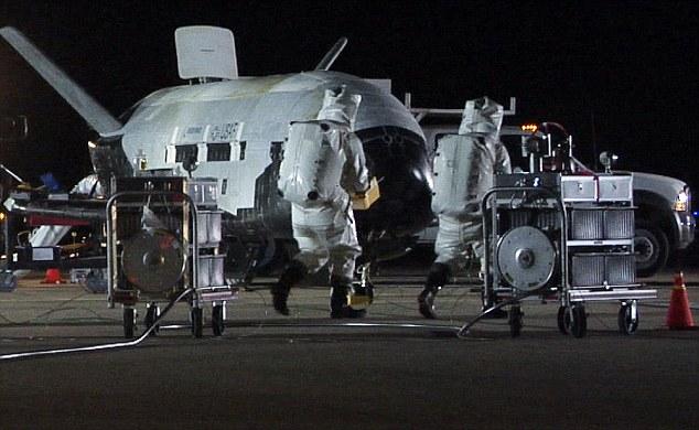 black military space shuttles - photo #42
