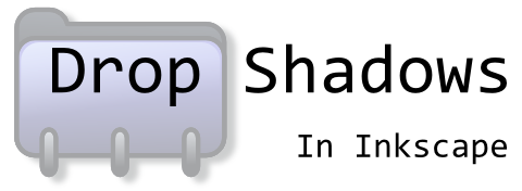 Membuat efek bayangan dengan Inkscape