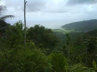 Wisata Gunung Muncung Kabupaten Lingga Dabo Singkep Kepri 1
