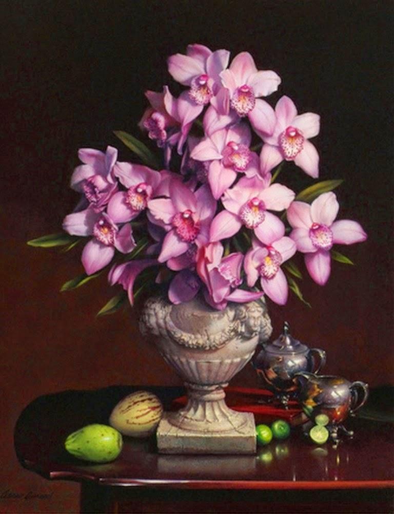 pinturas-de-flores-al-oleo