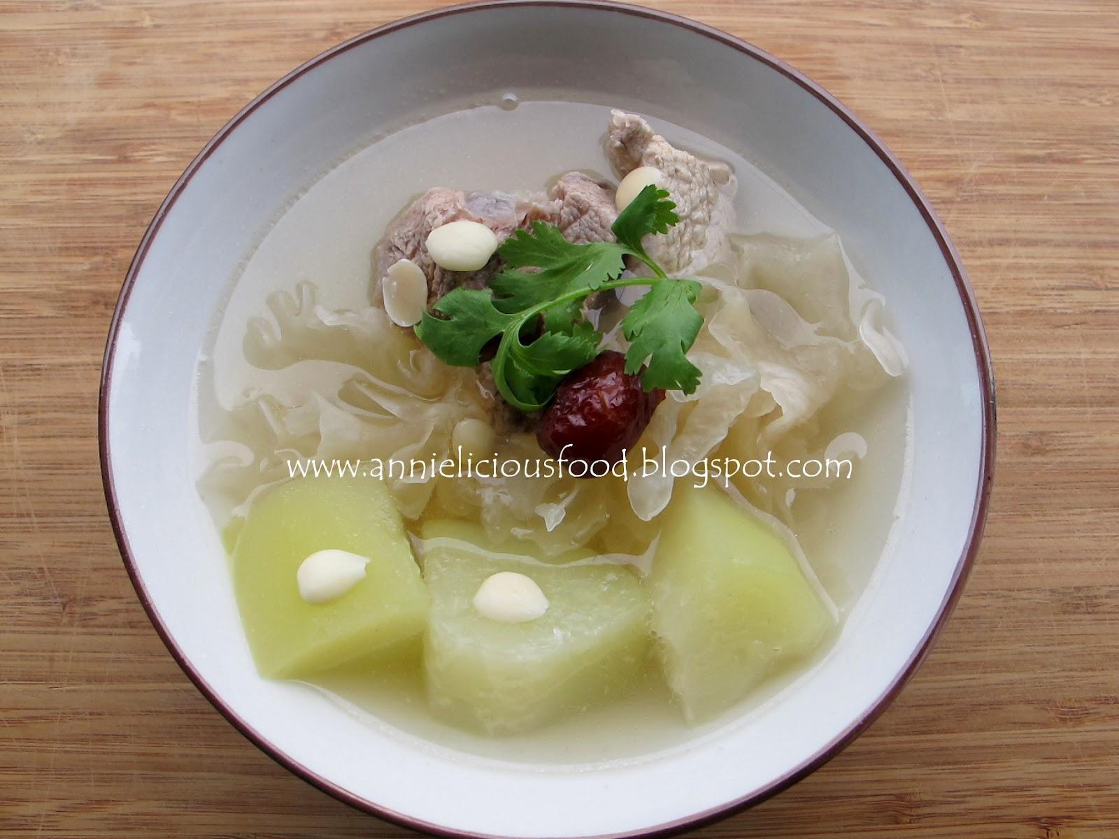 how to cook green papaya soup
