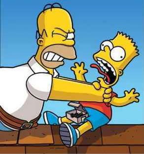 Las inspiraciones en personas de la vida real para los personajes de Los Simpson