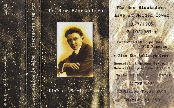 The New Blockaders - Live At Never Say When - 30 Years Of Broken Flag