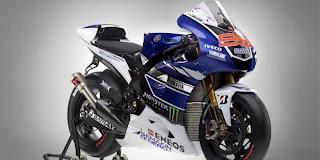 Tunggangan Rossi-Lorenzo di MotoGP 2013