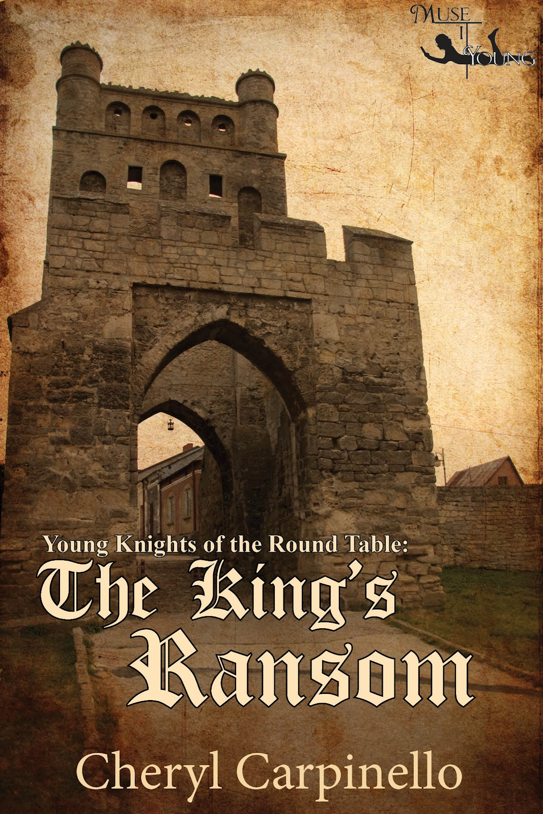 The King's Ransom-Cheryl Carpinello