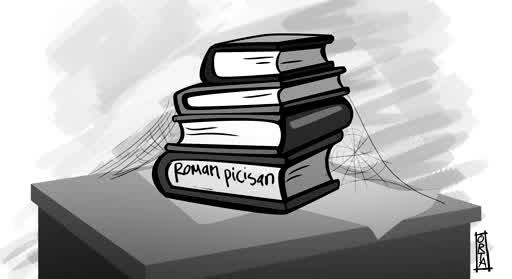 Temukan Pengertian: Pengertian Roman