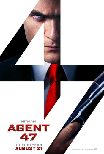 Hitman Agent 47 2015 English DVDRip 500MB