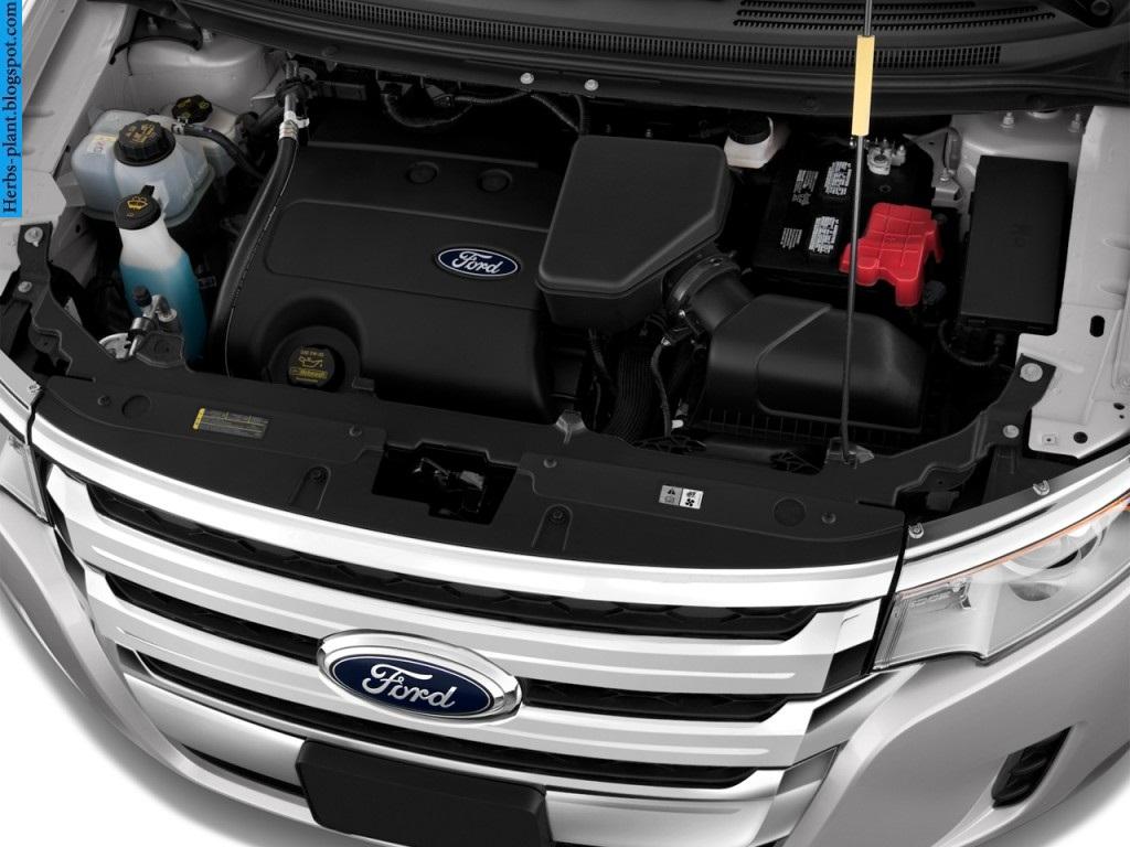 Ford edge car 2013 engine - صور محرك سيارة فورد ايدج 2013