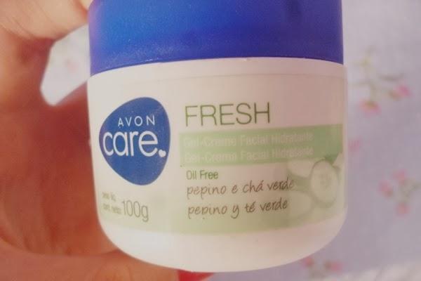 resenha hidratante facial avon