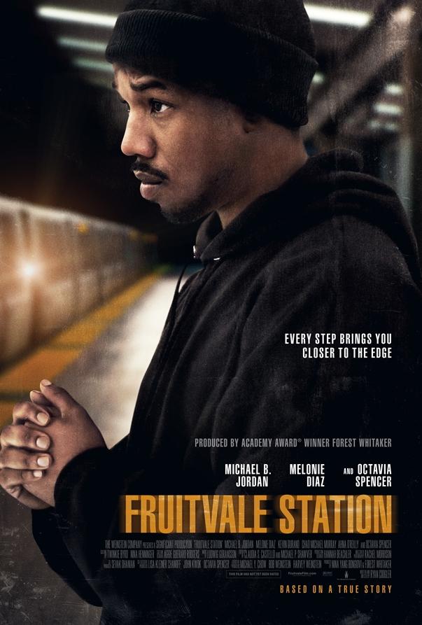 Póster de Fruitvale Station, de Ryan Coogler
