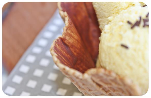 helado vainilla