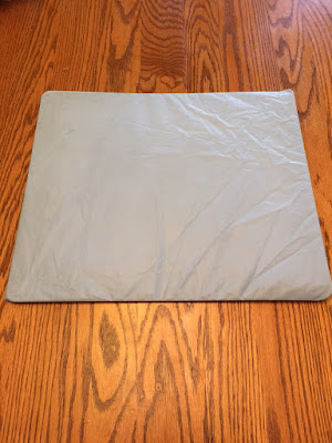 Cover cookie sheet