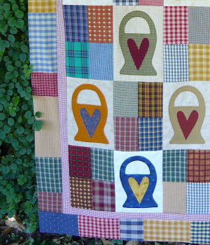 Picnic basket quilt