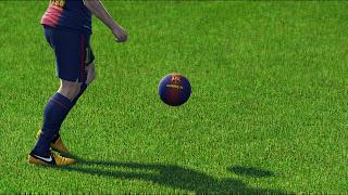 FC Barcelona Ball PES 2013 by Jones Jr.