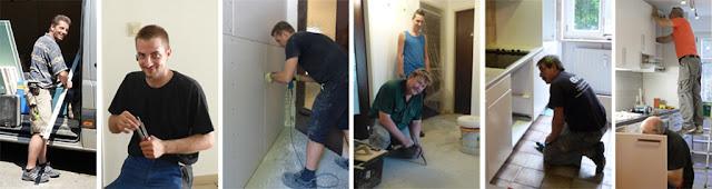Ein erprobtes Team aus Handwerkern für Ihre Küchenrenovierung