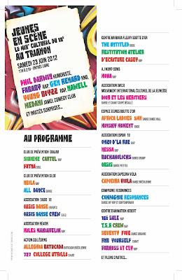 ">Agenda // ""Jeunes en Scène"" le 23 Juin au Trianon"