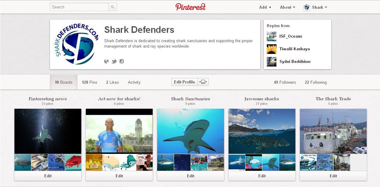Shark Defenders: June 2012