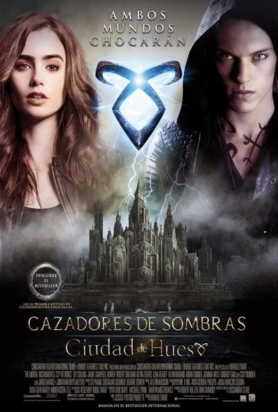 The Mortal Instruments City of Bones DVDRip Latino