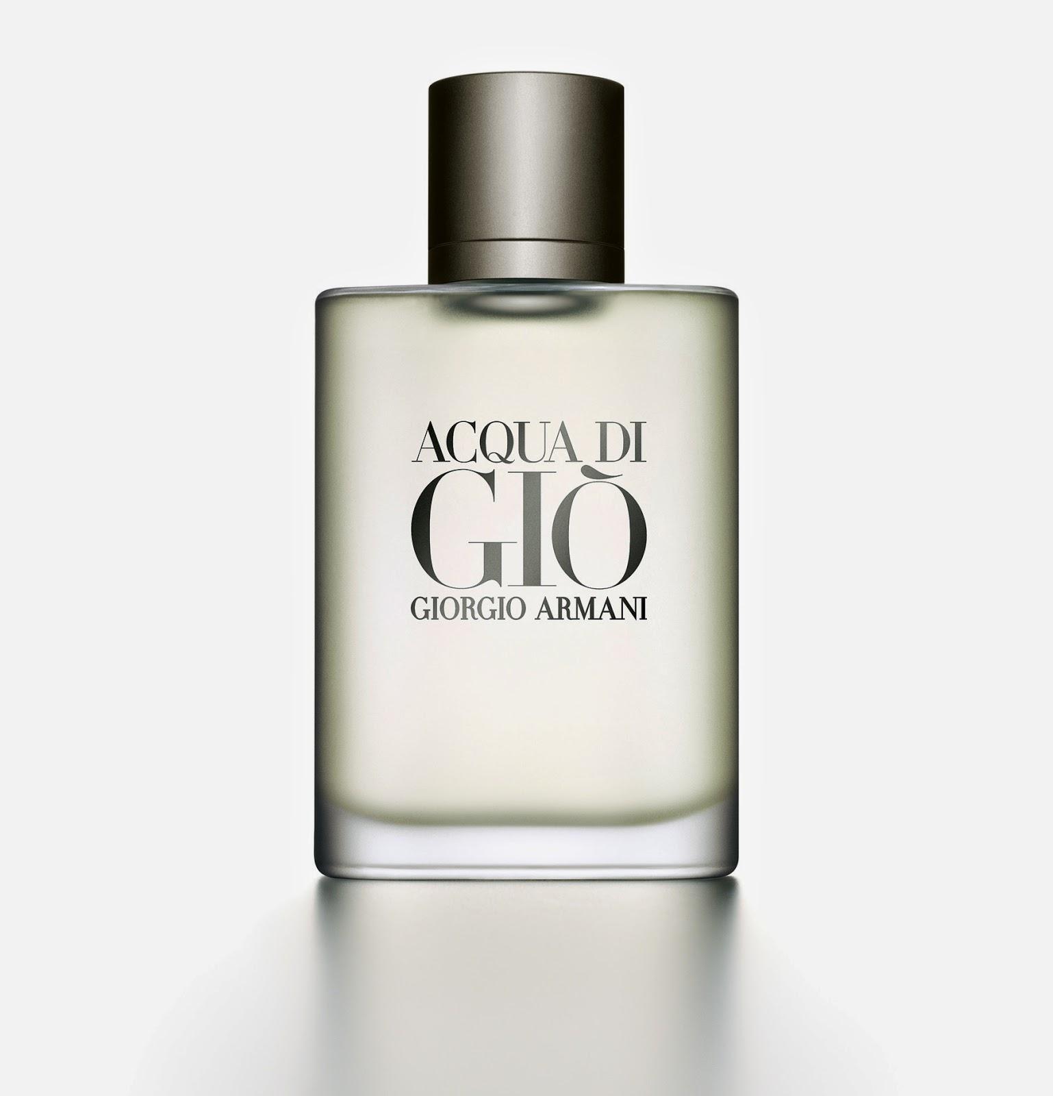 Perfume Acqua Di Gio para o Noivo