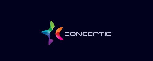 Conceptic Logo Design