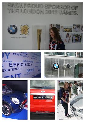 Olympics, BMW