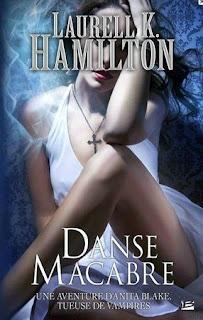 [Hamilton, Laurell K.] Anita Blake, tueuse de vampires - Tome 14: Danse macabre Danse+macabre