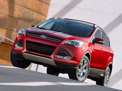 2013 Ford Escape Release Date
