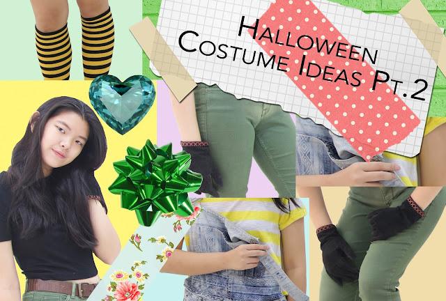 Halloween Costume Ideas! Pt. 2