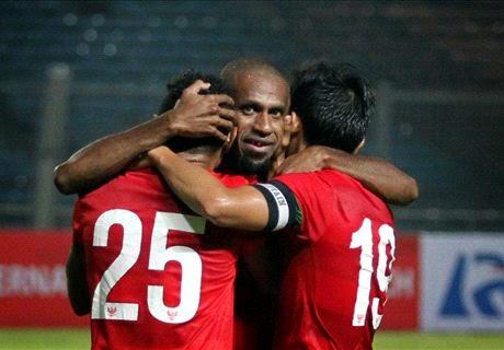 Jelang Laga Ujicoba : Timnas Indonesia vs Timor Leste