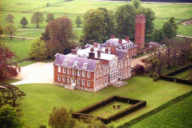 Η οικεία «Raynham Hall»
