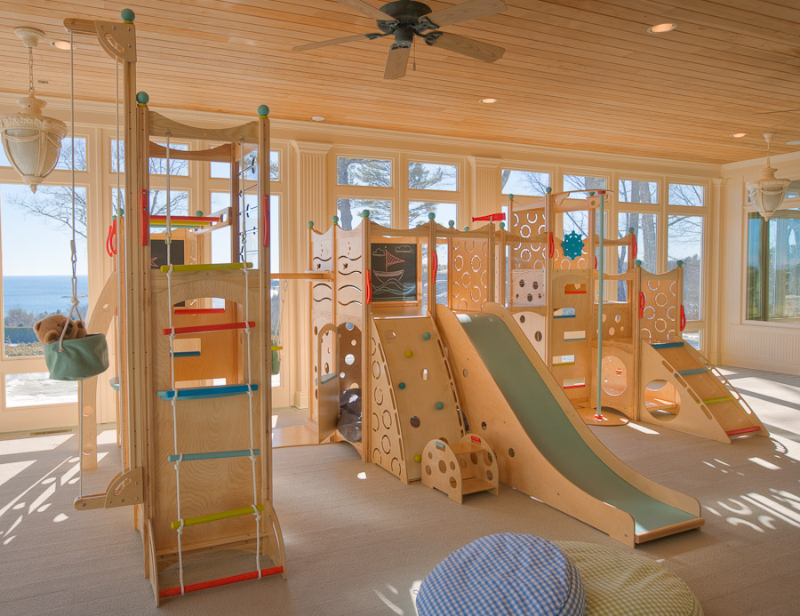 Dream House Playroom Indoor Playground