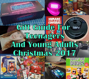 Gift Guide For Teenagers and Young Adults Christmas 2017