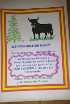 Fiesta Alternativa Española en Bárcena.-