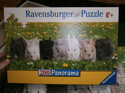 Easter Bunny jigsaw puzzle from ravensburger