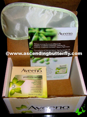 Aveeno Active Naturals Intensive Night Cream