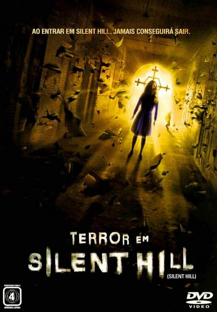 Filme Terror em Silent Hill Dublado AVI DVDRip