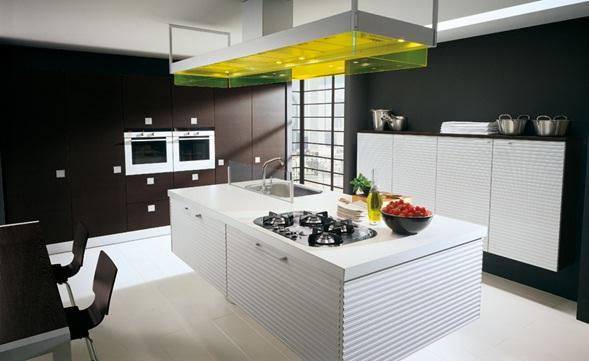 simple cocinas de diseo italiano with baos de diseo italiano