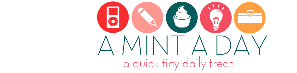 A Mint A Day