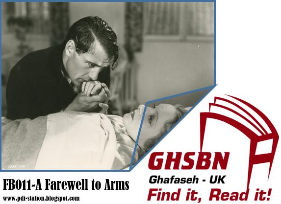 a farewell to arms summary pdf
