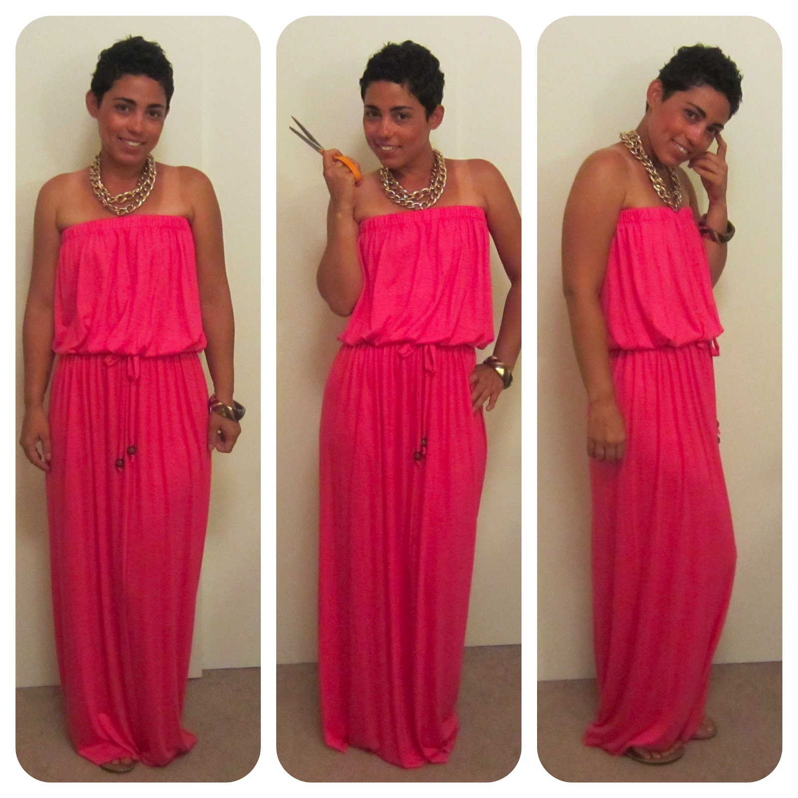 maxi dress tutorial fashion lifestyle and diy