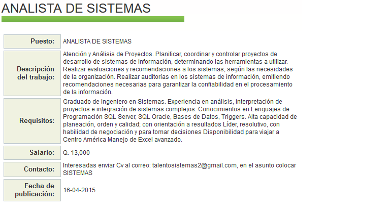 Ayuda en Informatica IT: abril 2015