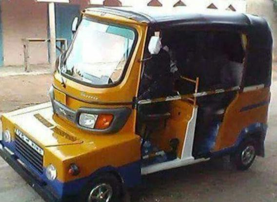 Lol. See what this guy did with Keke Napep (photo)