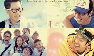 Running Man票選成員