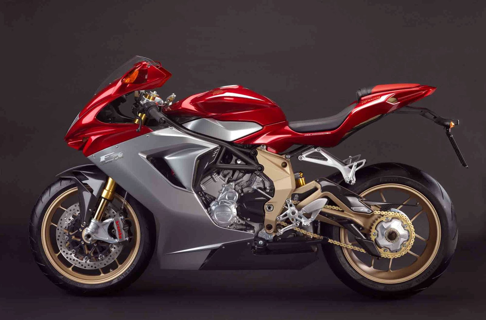 All bout Cars  MV Agusta launches the F3 800