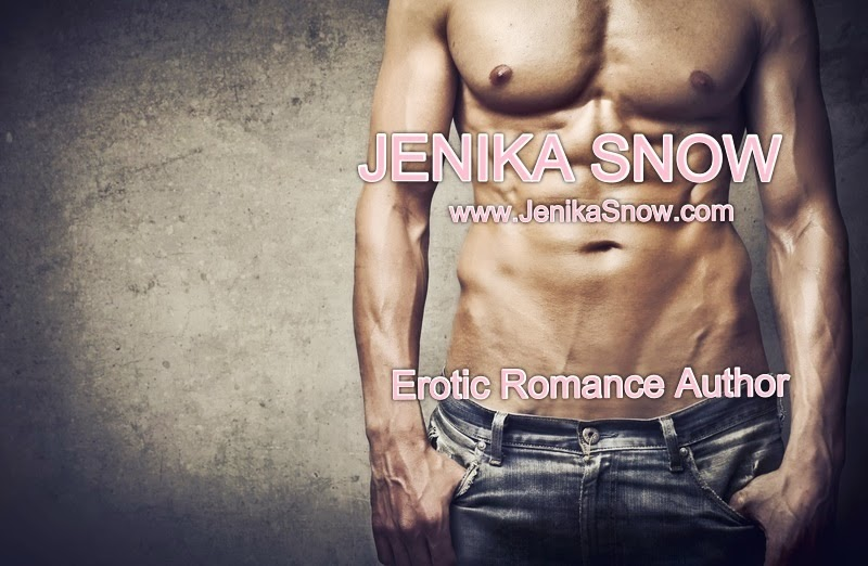 Jenika Snow...Bestselling Erotic Romance Author