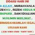 Koleksi Doa Kiriman Rerakan Komuniti WhatsApp
