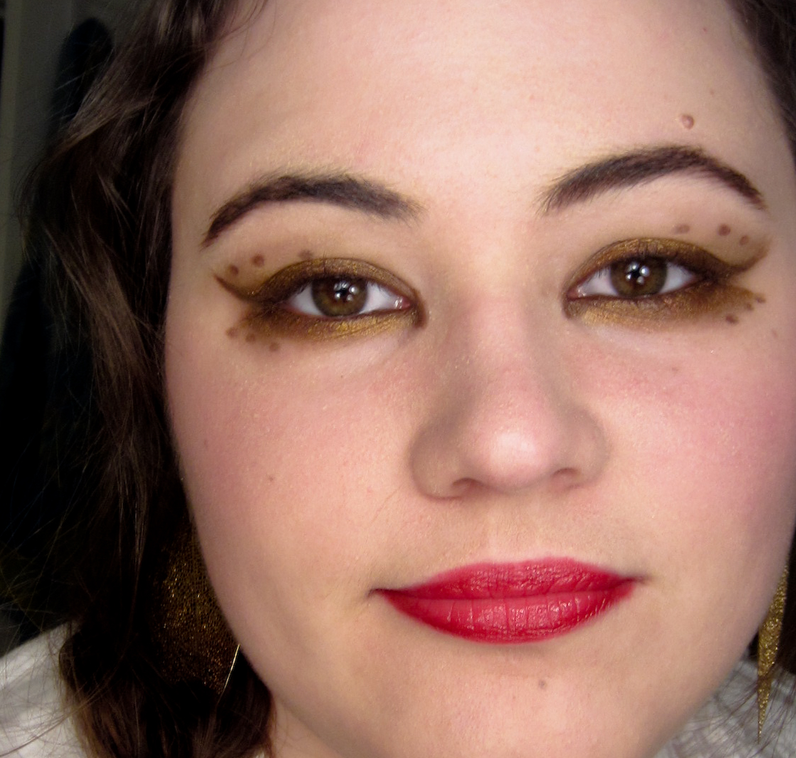 Makeup Fancy Becky S Steampunk Inspired Look