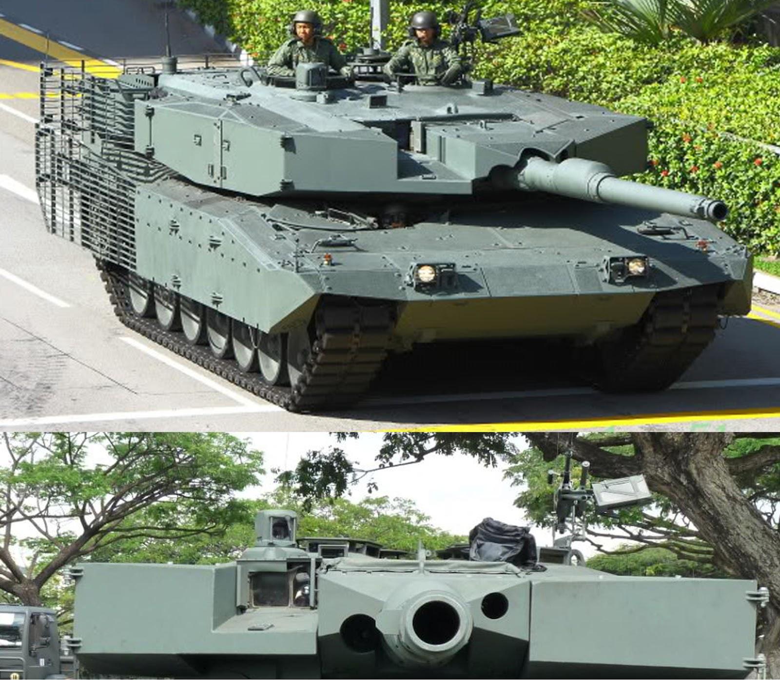 85d51a017e83 TRISHUL  Arjun Mk1A During Mobility Trials