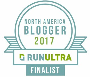 RunUltra Blogger of the Year Finalist
